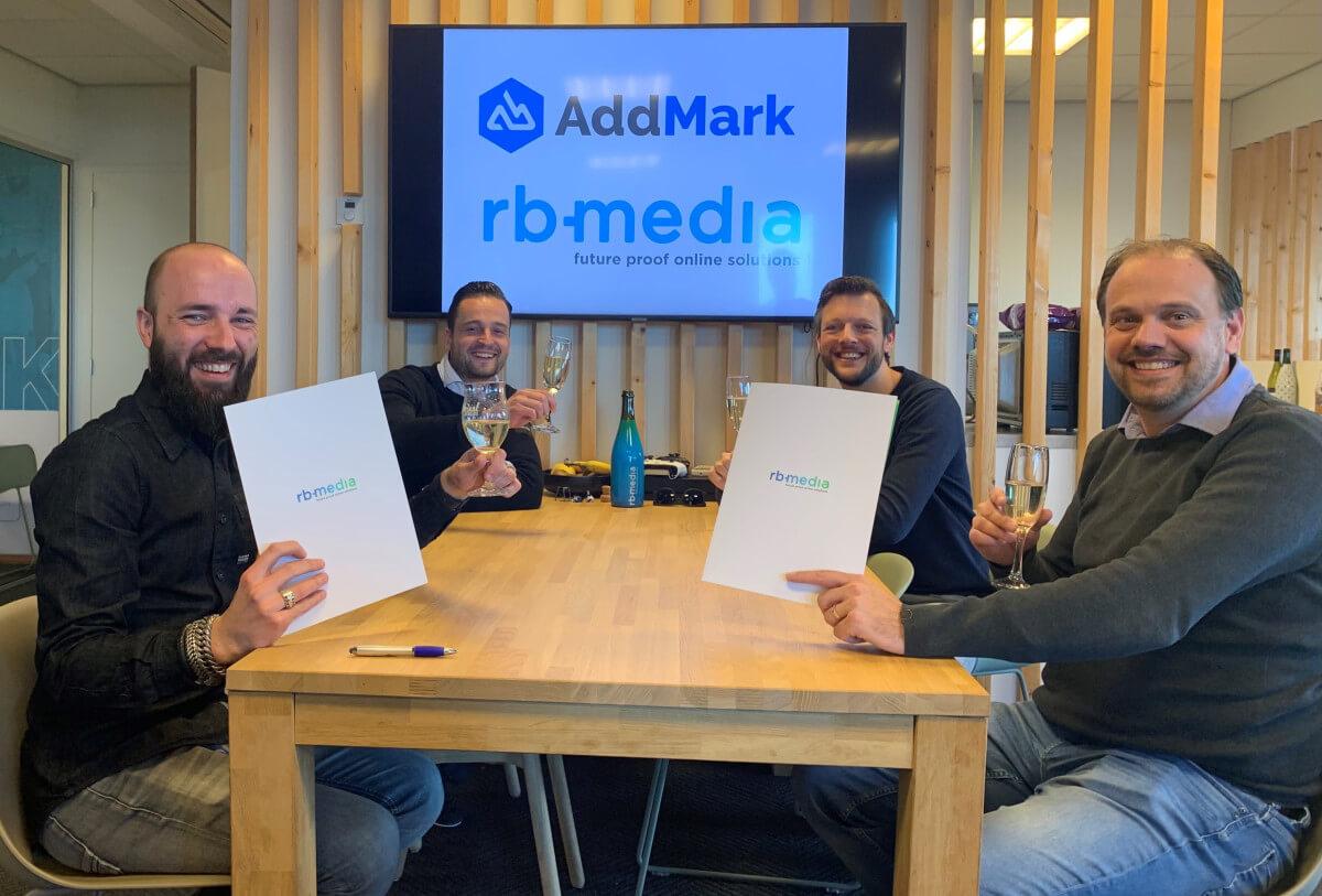 RB-Media goes Goes: samenwerking met Zeeuwse AddMark | RB-Media