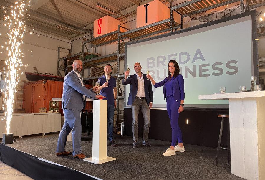 RB-Media ontwikkelt website Breda Business | RB-Media