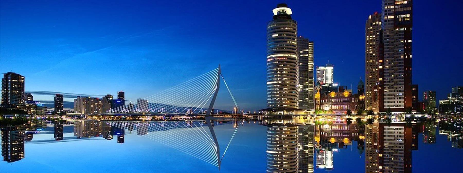 Website ontwikkeling voor Bluefin uit Breda en Rotterdam