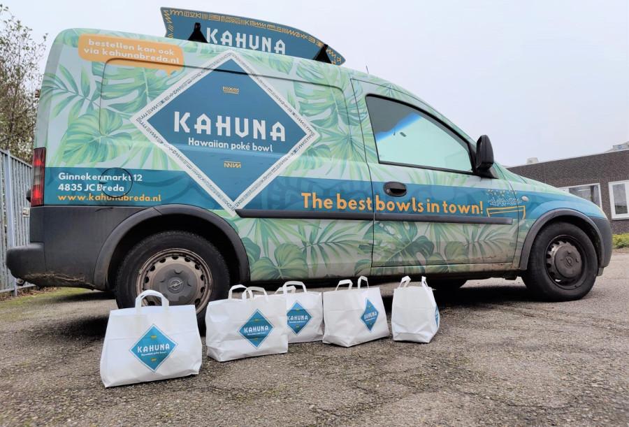 Poké bowls van Kahuna | Nieuws | RB-Media