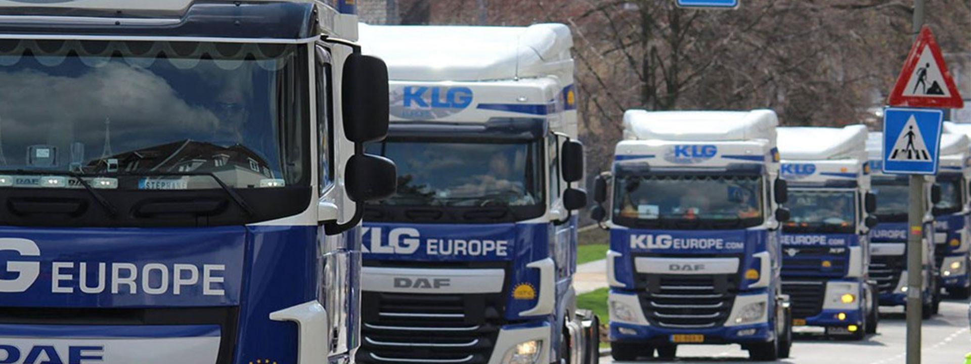 Website ontwikkeling voor KLG Europe uit Venlo, Eersel & Rotterdam