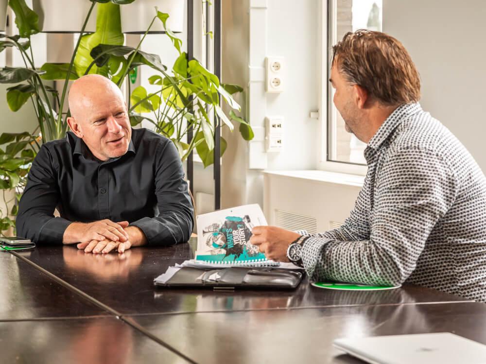 Website ontwikkeling voor West-Brabant Werkt Door