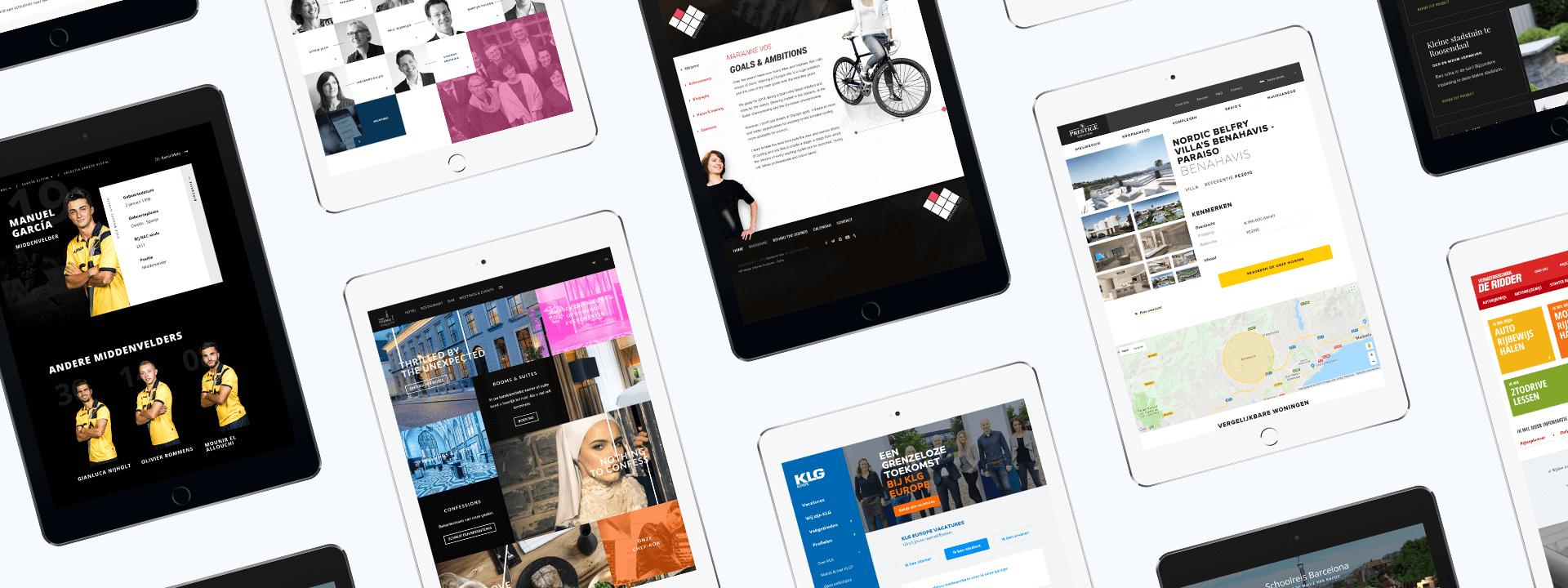 Webdesign Breda | RB-Media is de webdesign specialist voor jouw website!