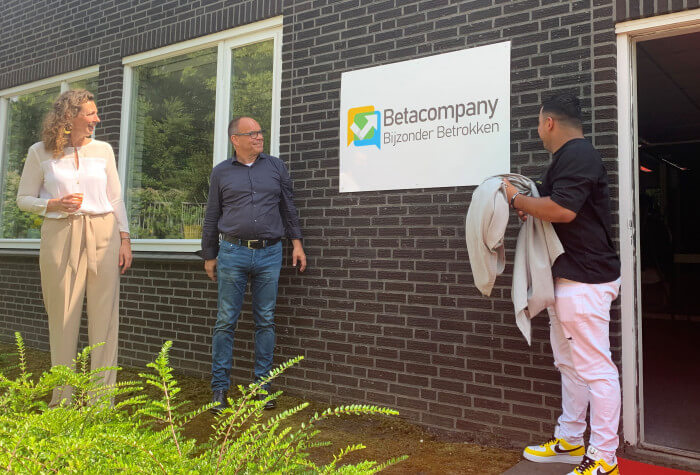 Betacompany officieel geopend | RB-Media