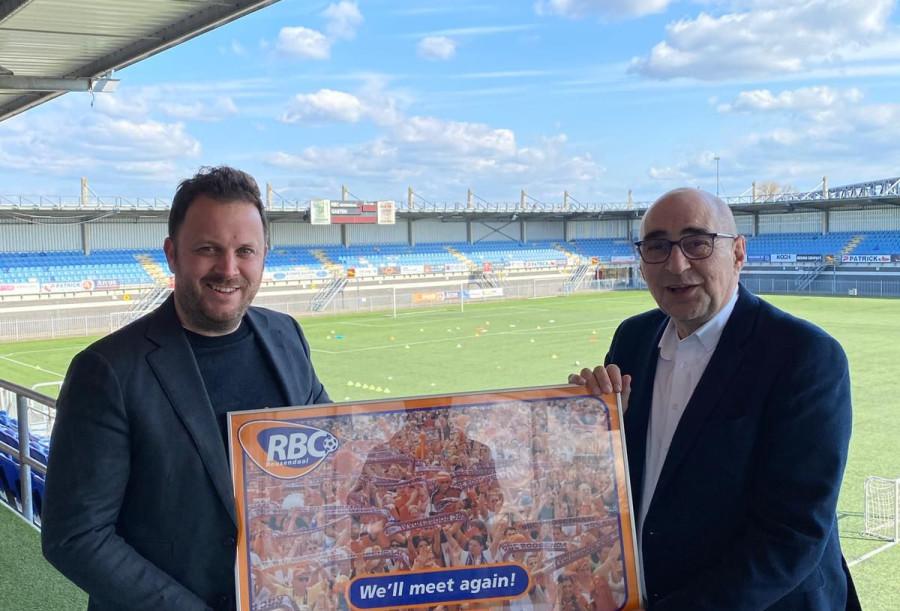 RB-Media nieuwe sponsor RBC Roosendaal | RB-Media