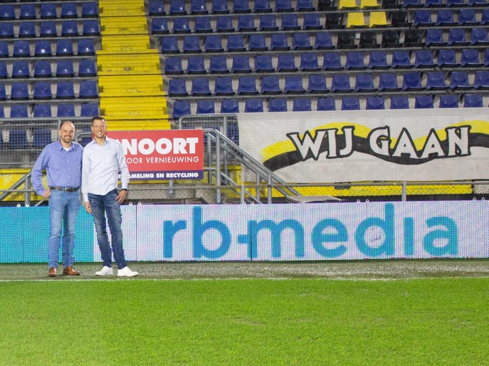 Website ontwikkeling voor NAC Zaken uit Breda.
