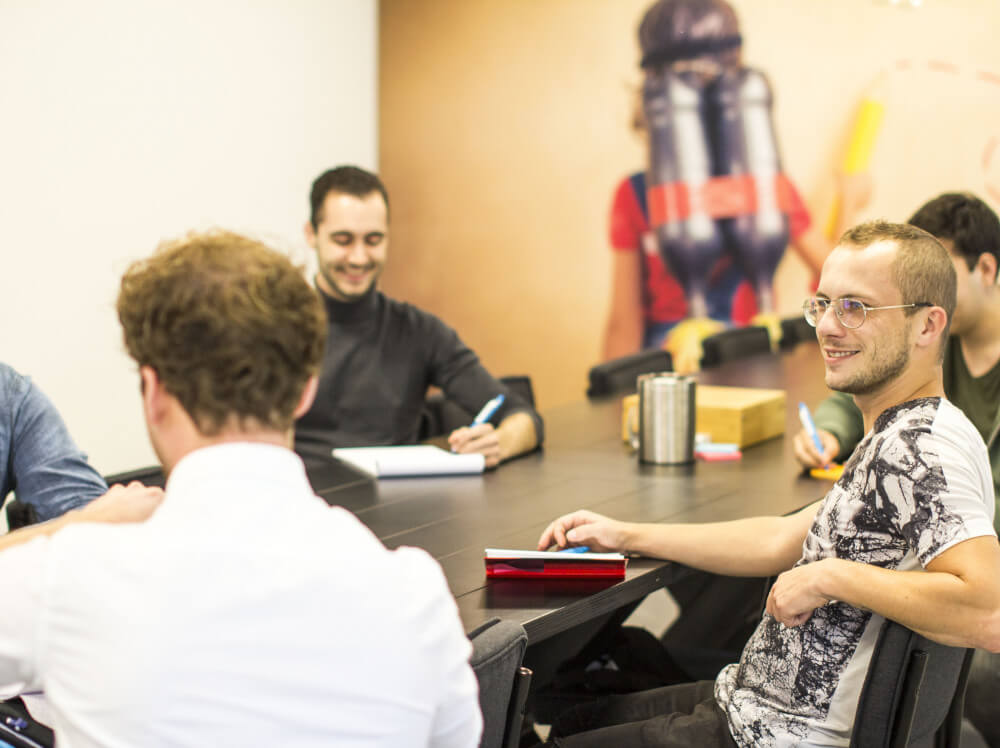 Sfeer bij internetbureau RB-Media uit Breda - Team Development