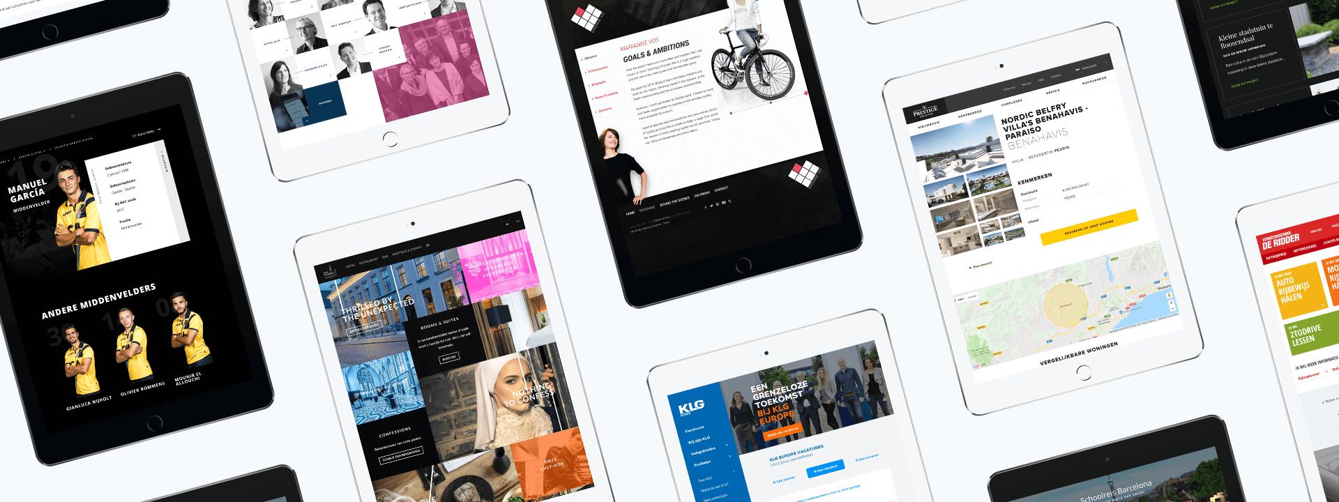Website ontwikkeling Breda